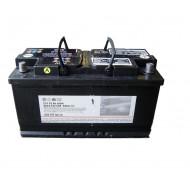 Родной аккумулятор AUDI AGM 92 А/ч
