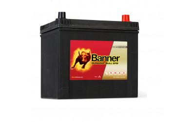 BANNER Running Bull EFB (56515) 65 A/ч