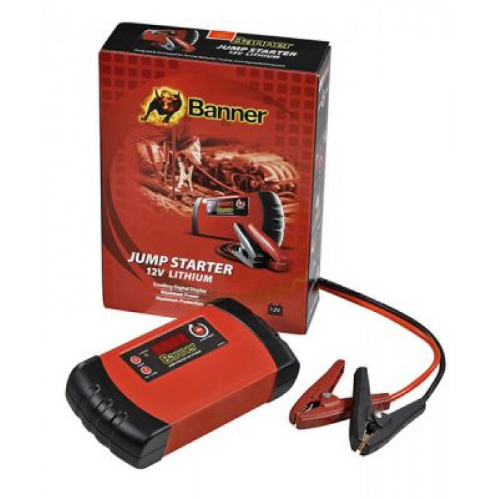 Пуско-зарядное устройство для автомобиля BANNER BANNER Jump Starter 12V