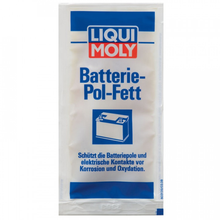 Смазка для клемм аккумулятора  liqui moly 0,01 кг (8045)