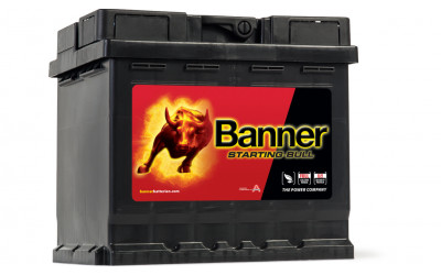 BANNER Starting Bull (54559) 45 А/ч
