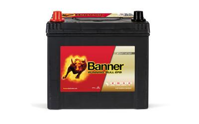 BANNER Running Bull EFB (56501) 65 A/ч