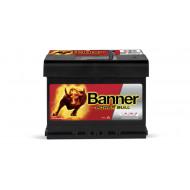 BANNER Power Bull (P6009) 60 А/ч