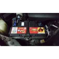 Заряжается ли аккумулятор на ходу?