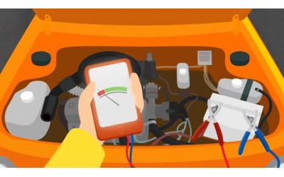 Три причины выхода аккумулятора из строя!