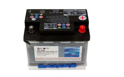Родной аккумулятор AUDI 61А/ч  Ca/Ca