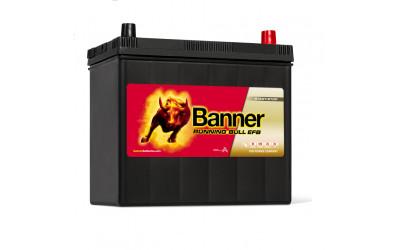 BANNER Running Bull EFB (55515) 55 A/ч