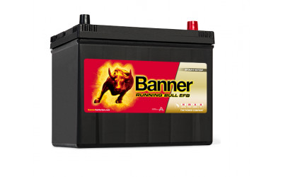 BANNER Running Bull EFB (57015) 70 A/ч