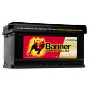 BANNER Running Bull EFB (57512) 75 А/ч