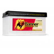 BANNER Running Bull EFB (58011) 80 А/ч