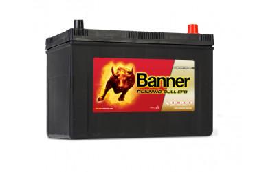 BANNER Running Bull EFB (59515) 95 А/ч