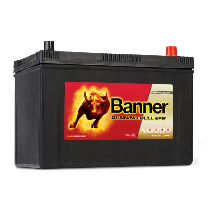 Аккумулятор автомобильный Banner 59515 12в 95A/h 760A EFB.