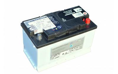 Родной аккумулятор AUDI 80А/ч  Ca/Ca