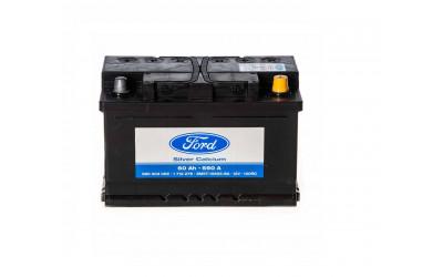 Родной аккумулятор FORD 60А/ч  Ca/Ca
