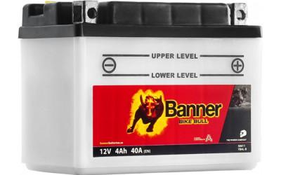 BANNER Bike Bull Classic (50411 / YB4L-B) 4 А/ч