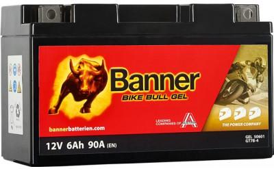 BANNER Bike Bull GEL (50601 / GT7B-4) 6 А/ч