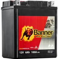 BANNER Bike Bull AGM (506 14 / YTX7L-BS) 6 А/ч