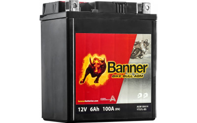BANNER Bike Bull AGM (506 14 / YTX7L-BS) 6 А/ч