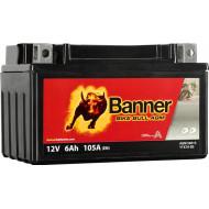 BANNER Bike Bull AGM (506 15 / YTX7A-BS) 6 А/ч