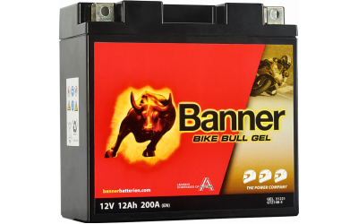 BANNER Bike Bull GEL (51221 / GTZ14B-4) 12 А/ч