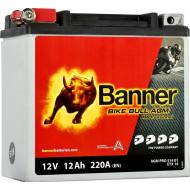 BANNER Bike Bull AGM PRO (51401 / ETX14) 12 А/ч