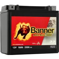 BANNER Bike Bull AGM (51821 / YTX20L-BS) 18 А/ч