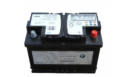 Родной аккумулятор BMW AGM 70 А/ч