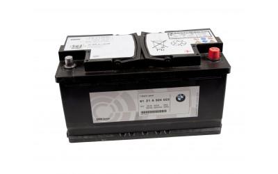 Родной аккумулятор BMW AGM 90 А/ч