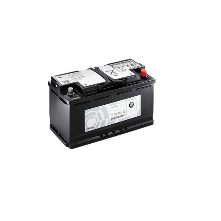 Родной аккумулятор BMW (61217604808) 12в 105A/h  950A  AGM.