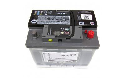 Родной аккумулятор AUDI Economy 61А/ч  Ca/Ca