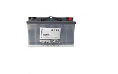 Родной аккумулятор AUDI Economy 85А/ч  Ca/Ca