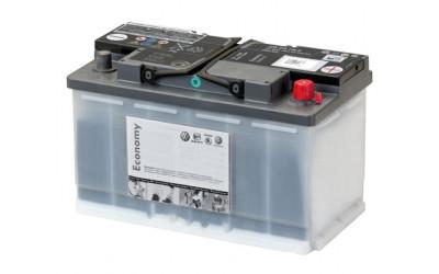 Родной аккумулятор AUDI Economy 95А/ч  Ca/Ca