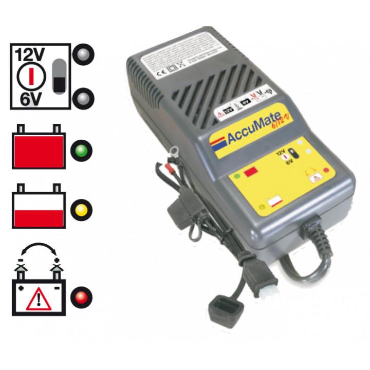 Зарядное устройство для автомобиля  AccuMate 6/12B