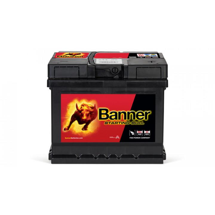 Аккумулятор автомобильный Banner 54409 12в 44A/h 360A Ca/Ca.