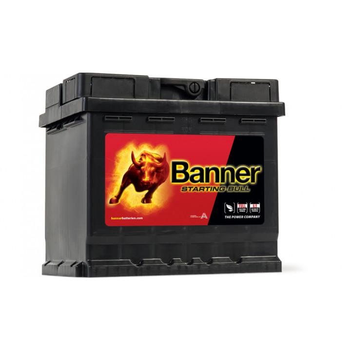 Аккумулятор автомобильный Banner 54409 12в 45A/h 400A Ca/Ca.