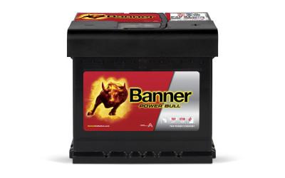 BANNER Power Bull (P5003) 50 А/ч