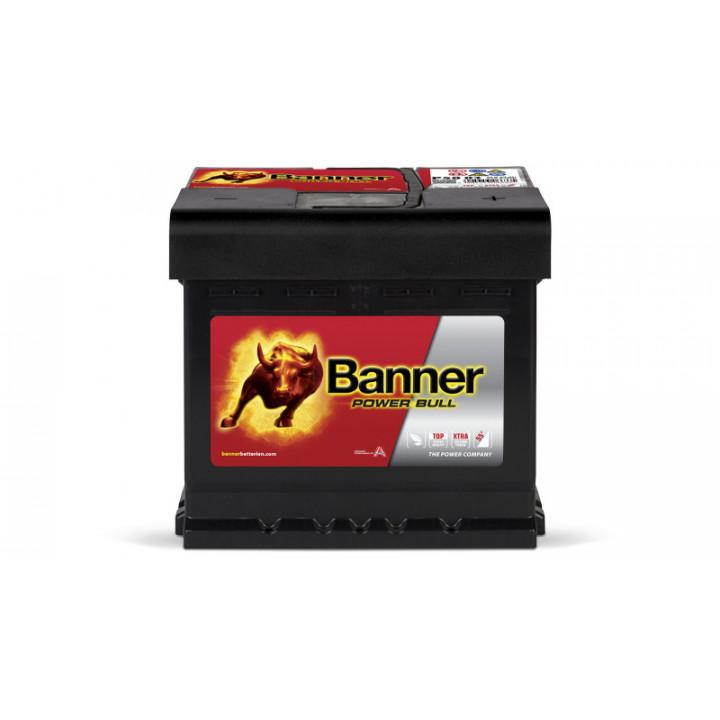 Аккумулятор автомобильный Banner P5003 12в  50A/h 450A Ca/Ca.