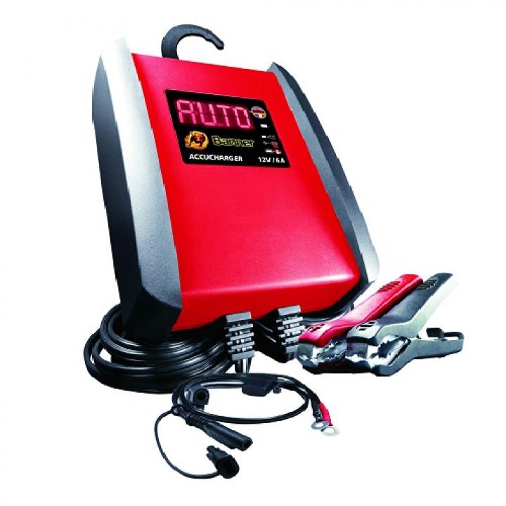 Зарядное устройство для автомобиля Banner Accucharger 6A 12V