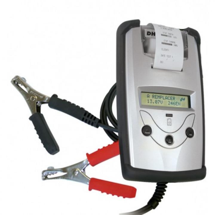 Купить автомобильный тестер аккумуляторов BT-301