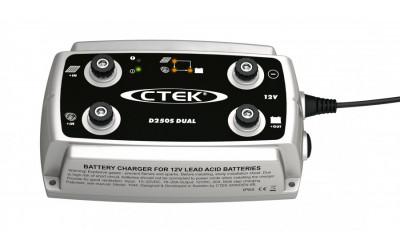 Зарядное устройство STEK D250S DUAL