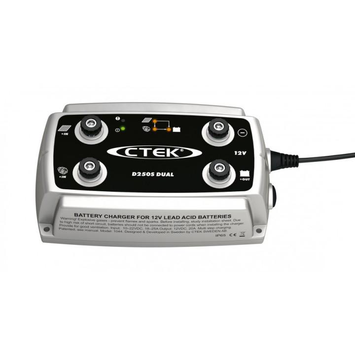 Универсальное зарядное устройство STEK D250S DUAL